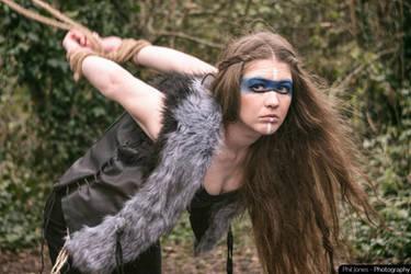 A Tribal Hunter by PhilJonesPhotography