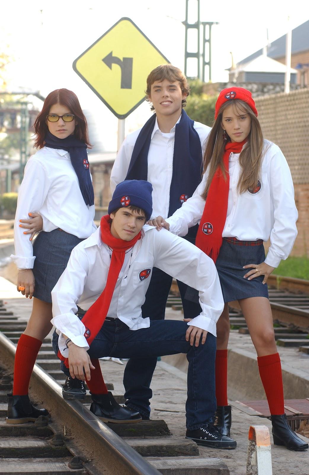 Rebelde Season 2