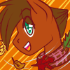 Autumn Wing Icon Commission by ladypixelheart