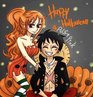 LuNa - Happy Halloween