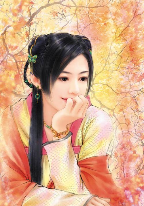 Classic beauty by zhangdongqin