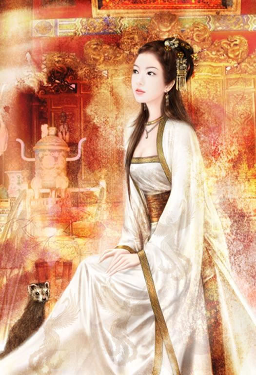Classic beauty-2 by zhangdongqin