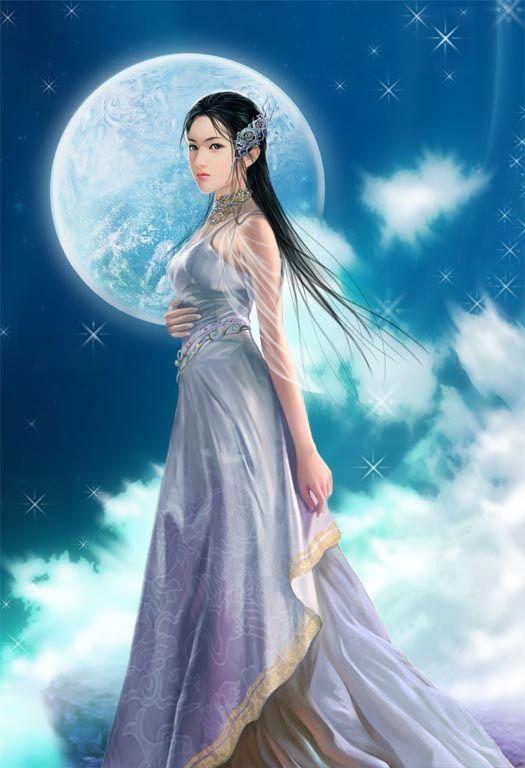 Classic beauty-3 by zhangdongqin