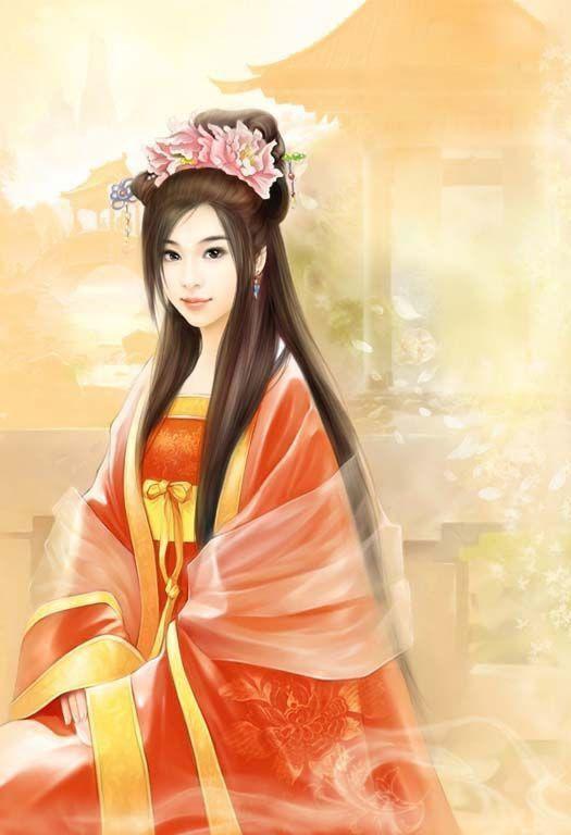 Classic beauty-4 by zhangdongqin