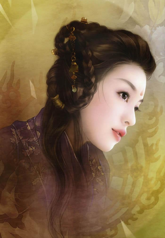 Classic beauty-8 by zhangdongqin