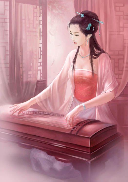 Classic beauty-9 by zhangdongqin