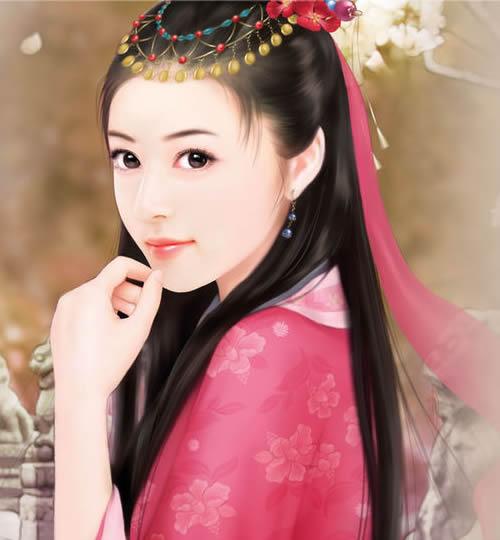 Classic beauty-11 by zhangdongqin