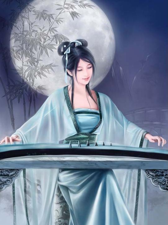 Classic beauty-16 by zhangdongqin