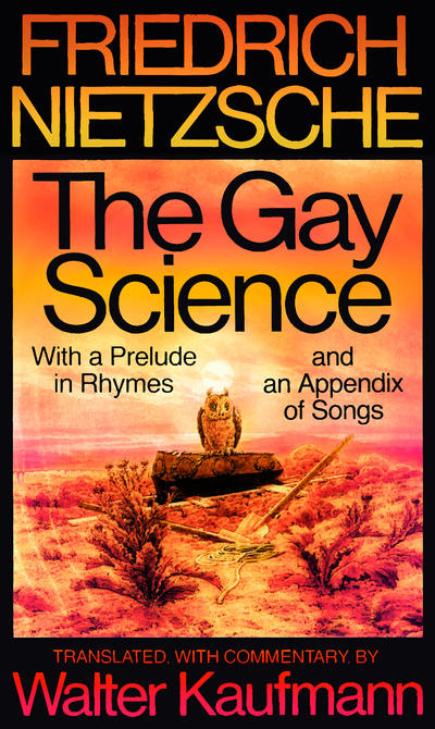 nietzsche the gay science god is dead