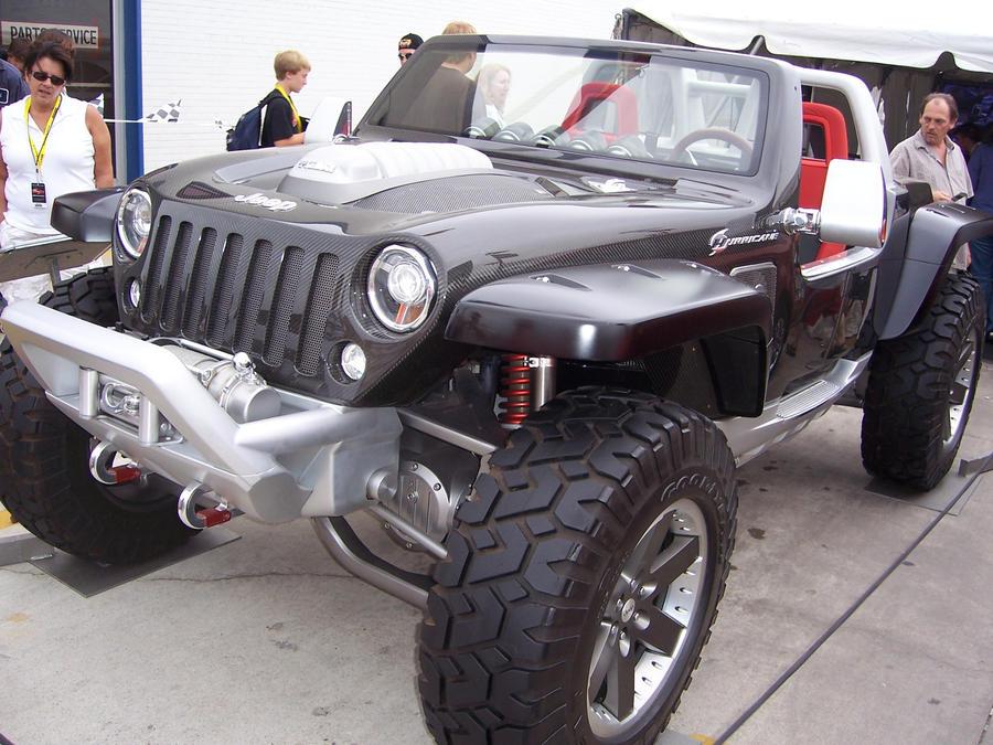 Jeep Hurricane Concept By Detroitdemigod On Deviantart