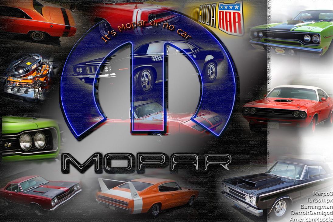 Mopar Wallpaper By DetroitDemigod