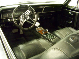 '66 Nova inside by DetroitDemigod