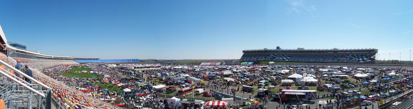 Lowes Speedway Panaramic By Detroitdemigod On Deviantart