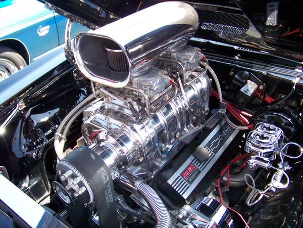Chevy 502 CID by DetroitDemigod on DeviantArt