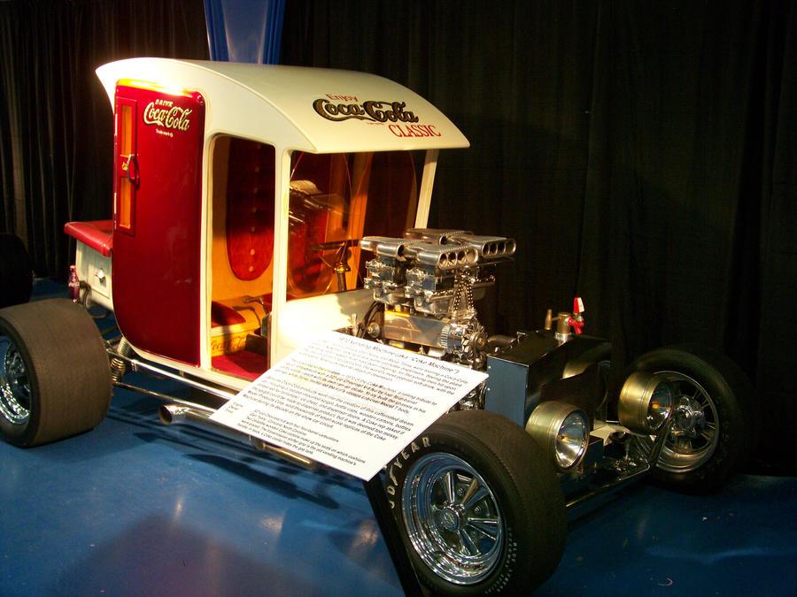 1970 coke machine