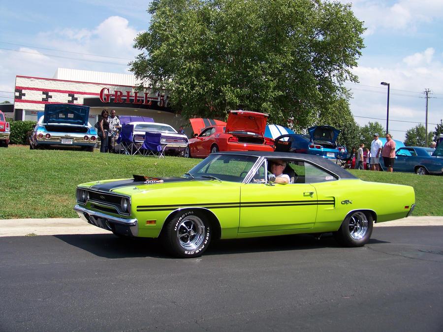 70 Plymouth Gtx Iii By Detroitdemigod On Deviantart