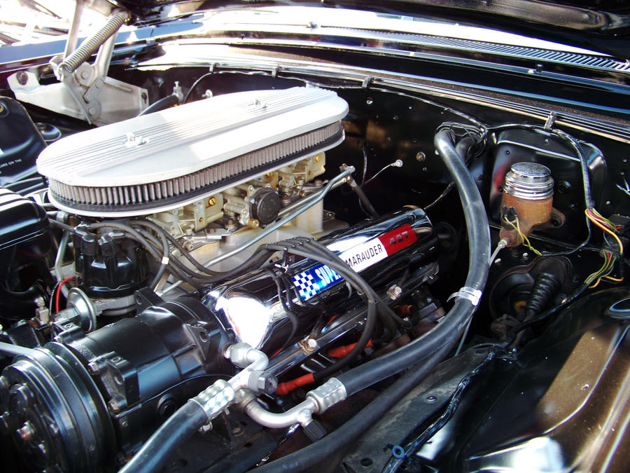 1964 Mercury Super Marauder - Concepts