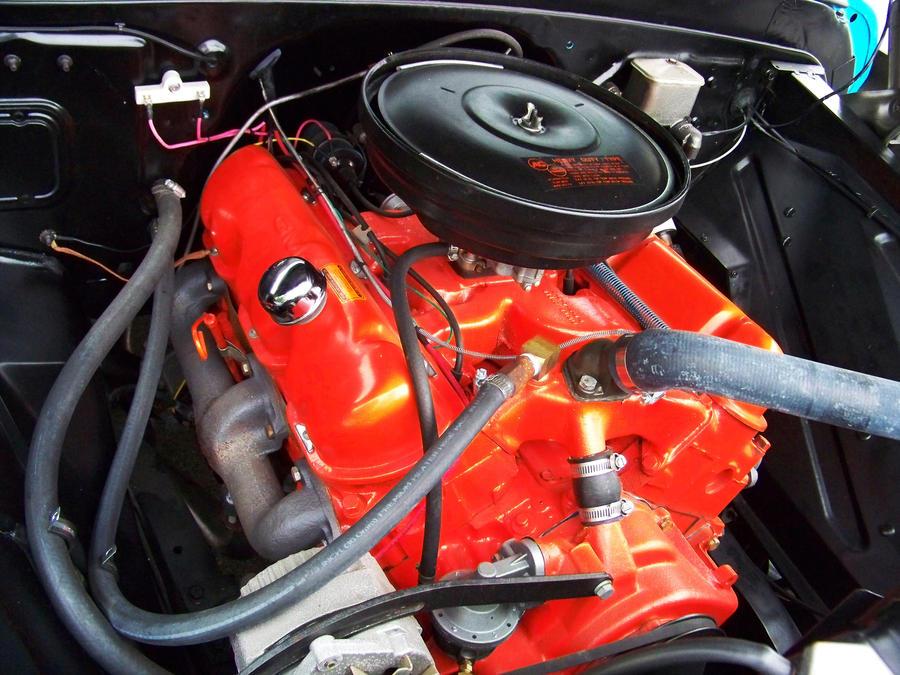 1963 GMC V6 305CID by DetroitDemigod