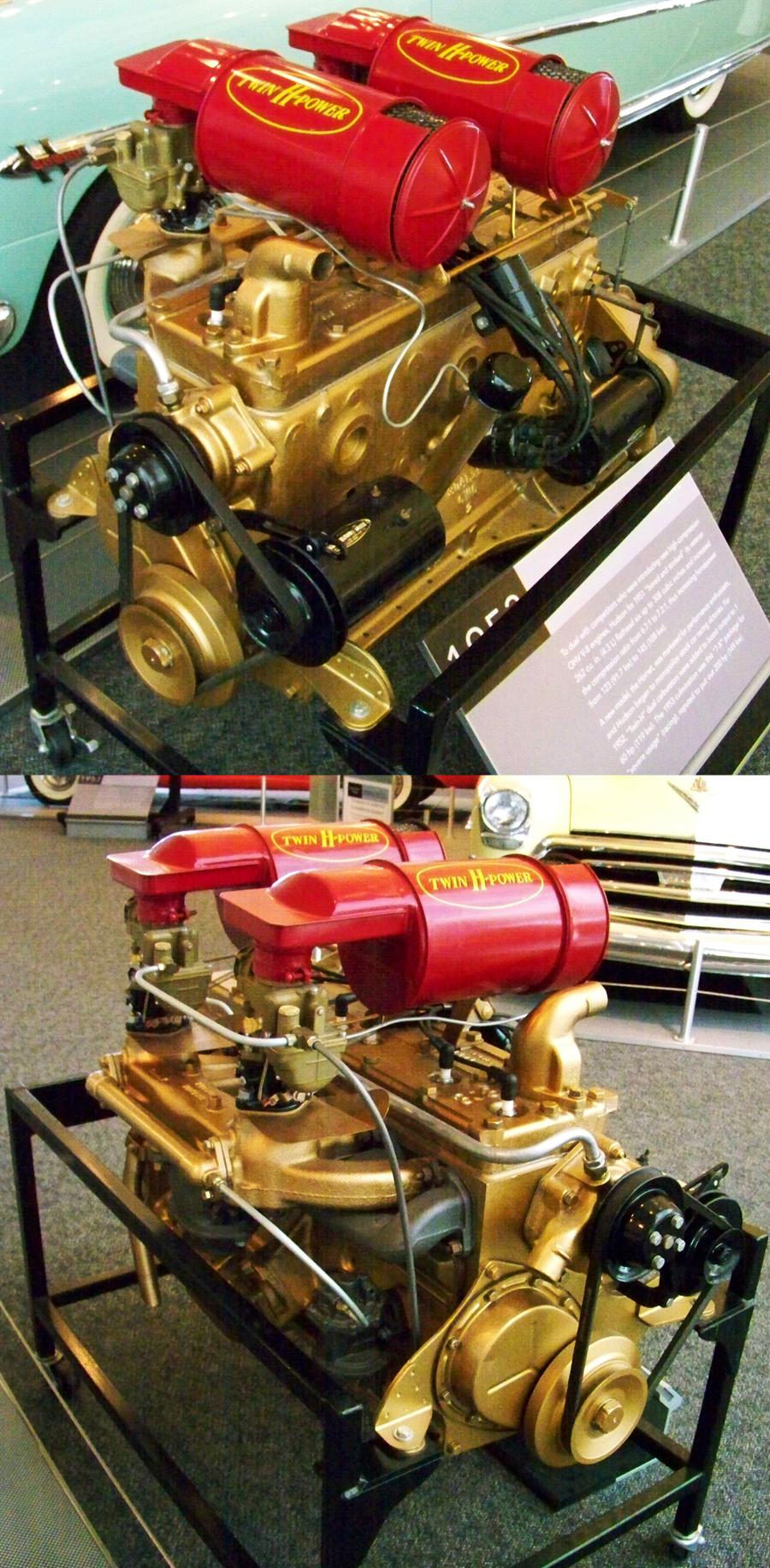 Hudson Twin H Engine By Detroitdemigod On Deviantart
