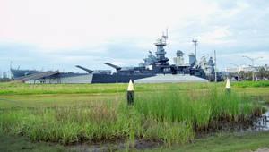 USS North Carolina BB55 by DetroitDemigod