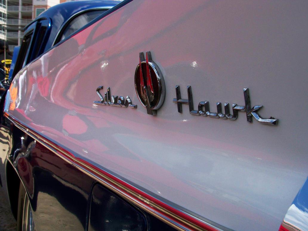 '59 Silver Hawk by DetroitDemigod