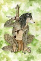 Keen Hunter by SpottedNymph