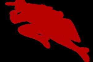 Carmen Sandiego (Red Decal)