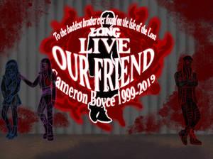 RIP Cameron Boyce