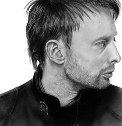 Thom Yorke by JohnJohn-the-Baptist