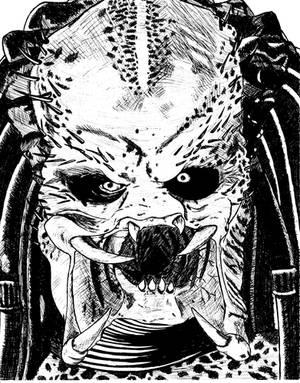 The Predator Unmasked by nightcat17