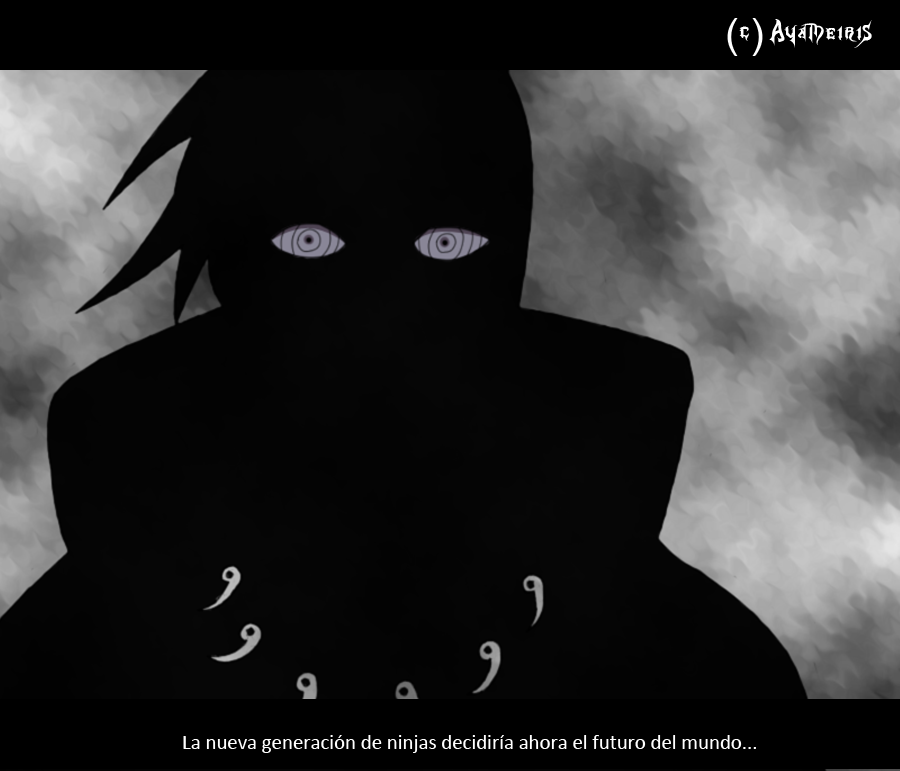 Rikudou Sennin - Anime...