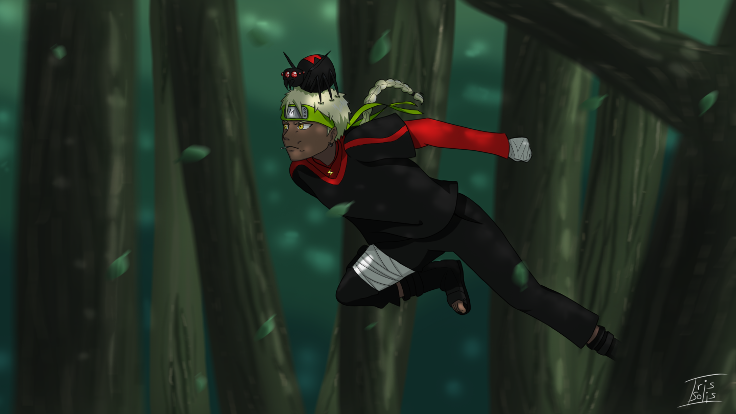 [Imagen: com___jumping_in_the_forest_by_ayameiris-dc7vyj3.png]