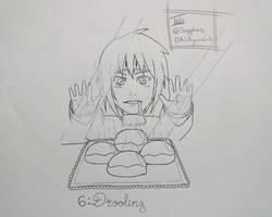 6Drooling by ayameiris