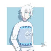 Kori's Ugly Christmas Sweater by ayameiris