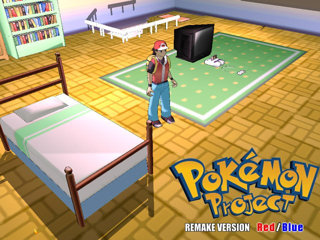 Pokemon Project Remake Versi 104860639