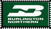 Burlington Northern by culdeefan4