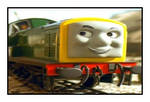 Derek the diesel by culdeefan4