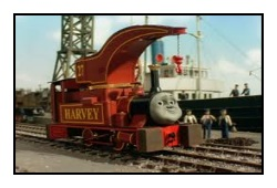 Harvey the crane engine by culdeefan4