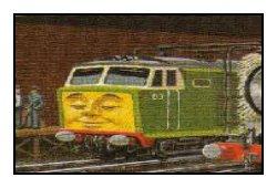 Bear the diesel engine by culdeefan4