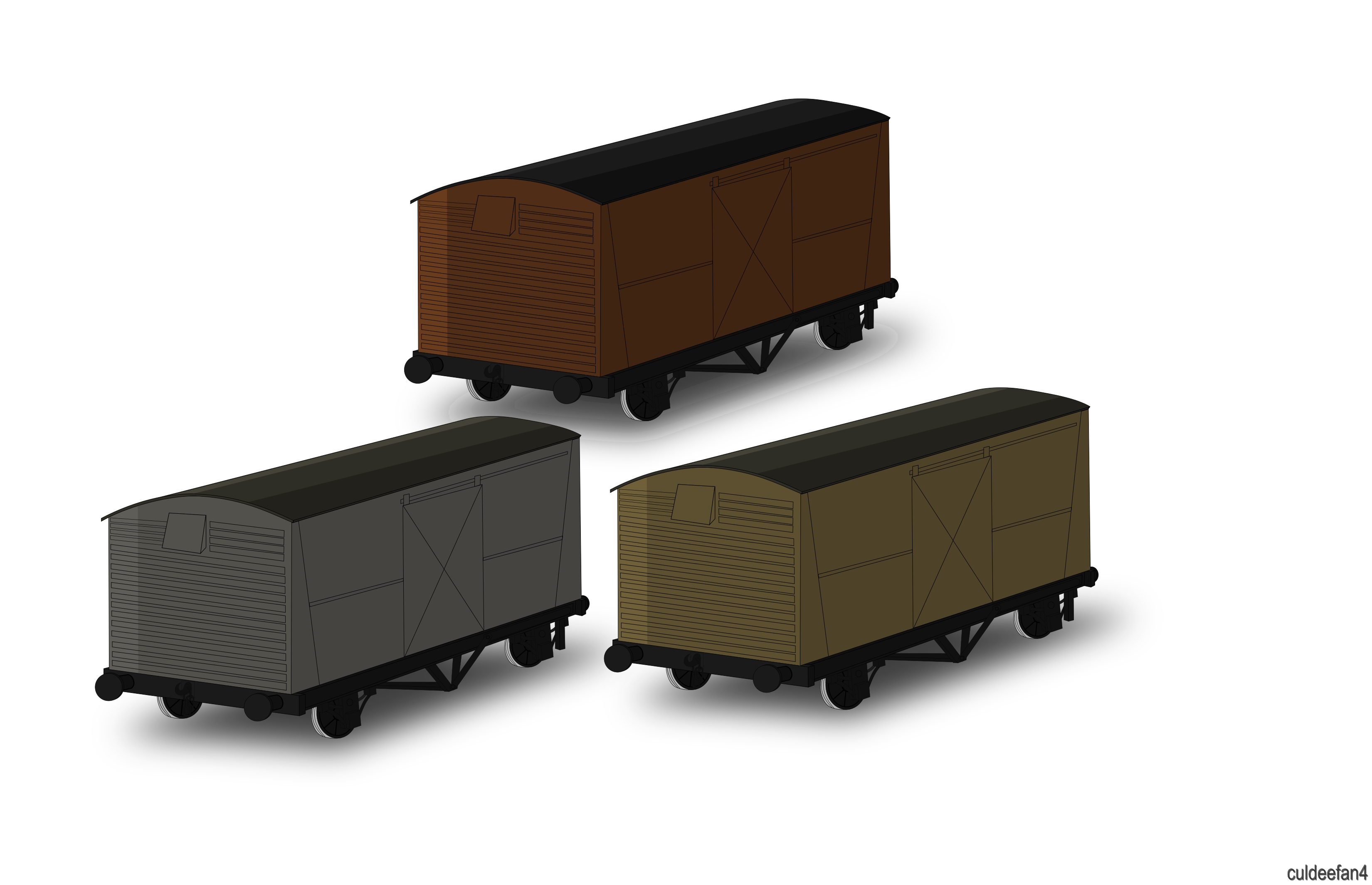 Season 1 Box Vans SI3D Color by culdeefan4 on DeviantArt