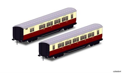 Season 1 Red Express Coaches Portrait
