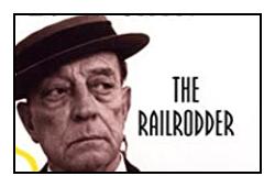 The Railrodder 1965