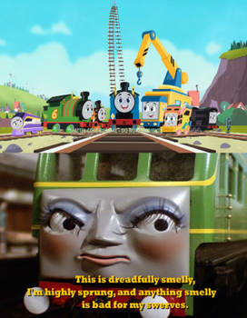 Even Daisy hates it