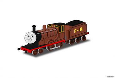 Furness Railway Edward