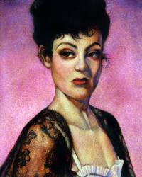 Linda Darnell- Violet Vision by Freakless-Evolution