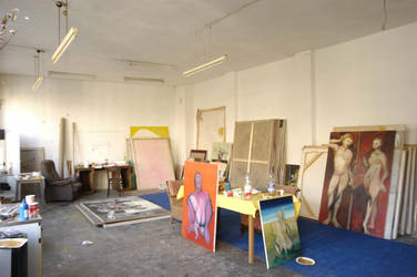 My studio II by mickey03