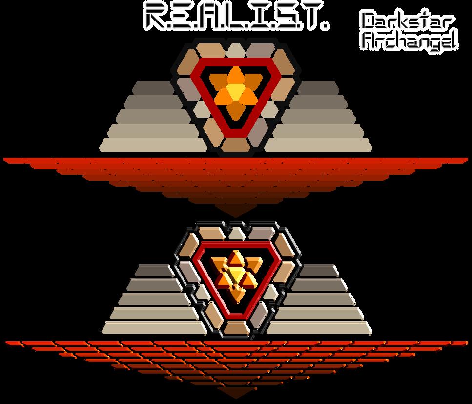 R.E.A.L.I.S.T. - Logo - Isohexum by Darkstar-Archangel
