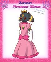 PKMN-Z: Princess Meme - Yew by Jackalune