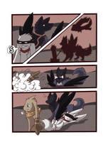 SE: Returning the Mordax by Jackalune