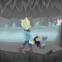 HPM: Cave 1, Level 3 by Jackalune